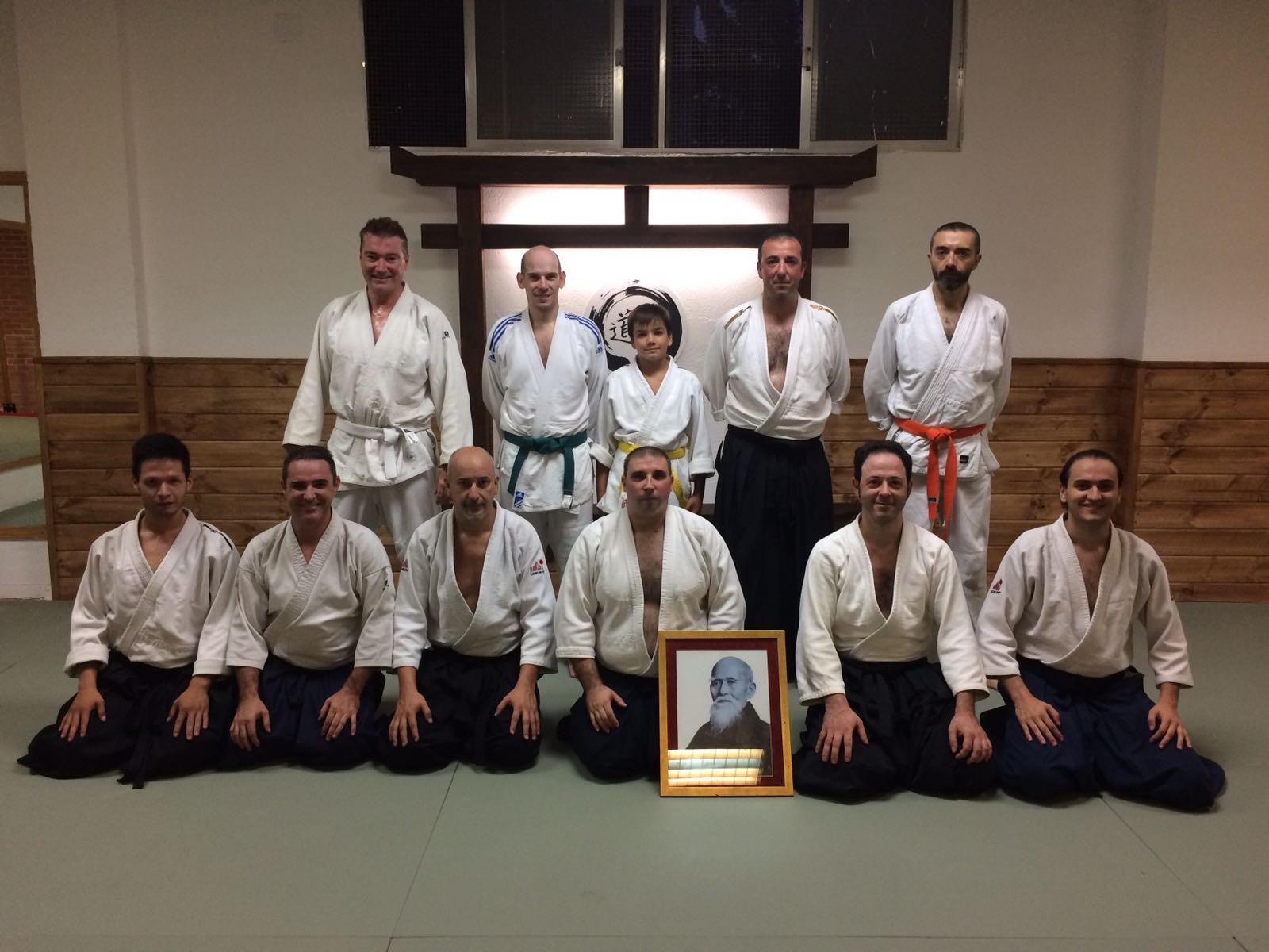 aikido villamadrid. clases de aikido madrid