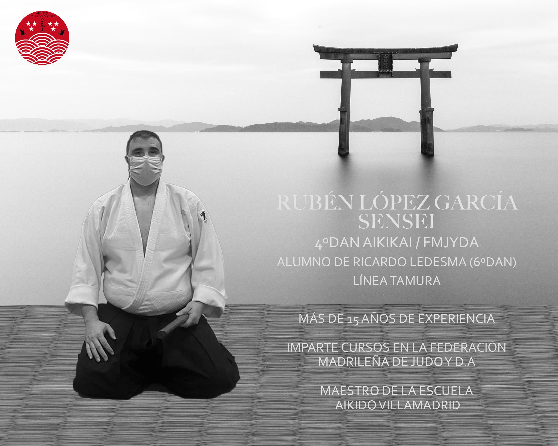 Aikido en Madrid. Clases de aikido.  Artes marciales